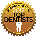 Phoenix Magazine 2017 Top Dentists